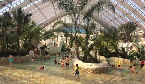 Opening of center parcs le bois aux daims m2leisure - Center parc bois au daim ...