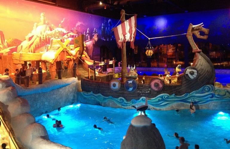 Indoor Water Park Plopsaqua