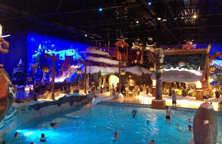 Indoor Water Park Plopsaqua M2leisure