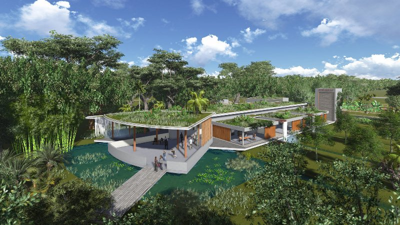 Peperpot Nature Park Suriname Feasibility Study M2leisure
